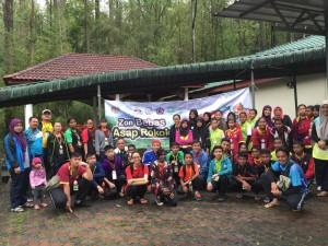 Pejabat Hutan CHBAR Talk