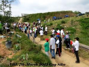 NRE 3rd March 15 gng siku 2nd wm