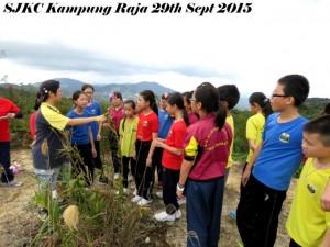 SJKC kg raja  29th Sept 2015 5th