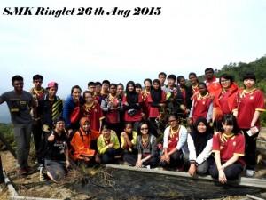 SMK Ringlet 26 aug 15 3rdt wm